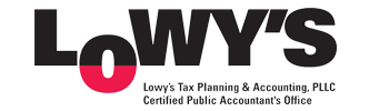 Lowy's Tax Planning and Accounting